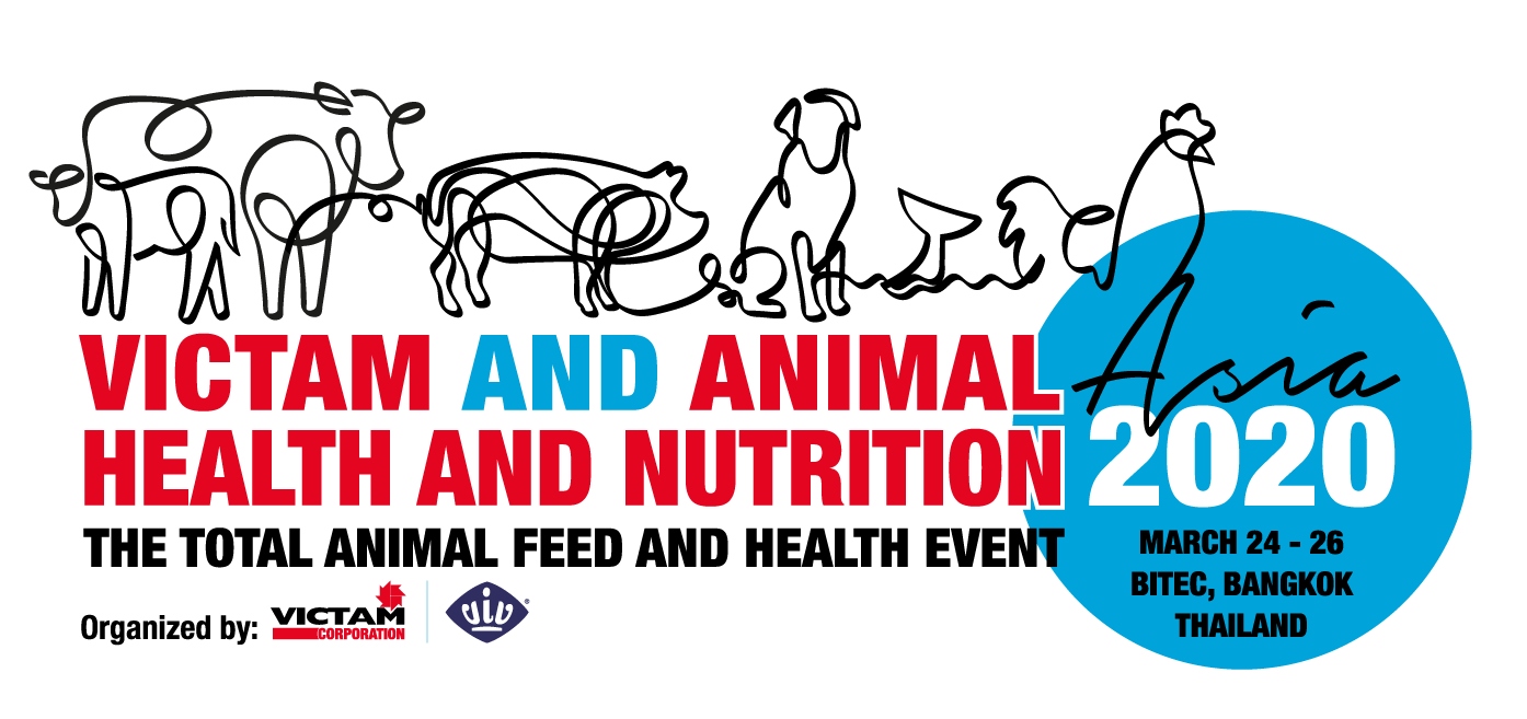 VICTAM and Animal Health and Nutrition Asia 2020, by VICTAM and VIV